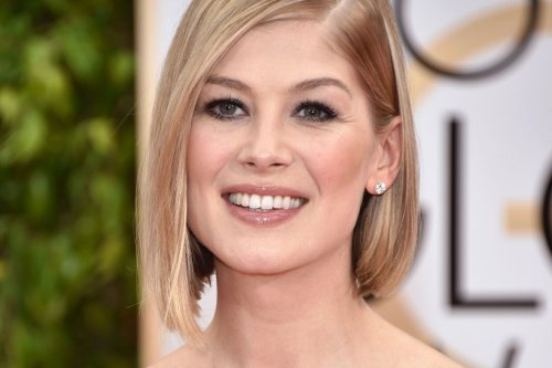 Amazon's First Look At Rosamund Pike In 'The Wheel Of Time' Series