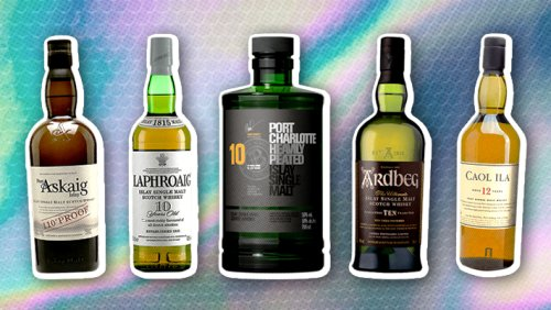 The 10 Best Peated Scotch Whiskies From Islay For Newbies