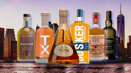 The World's 20 Best Whiskeys, According To The NY Int'l Spirits Comp