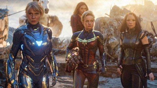 'Avengers: Endgame' Female Heroes Scene Reshot To Not Feel 'Pandering'