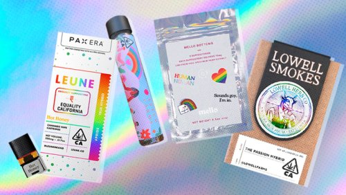 7 Weed Products We Love That Celebrate Pride & Support LGBTQI Causes