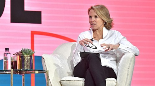 Report: Katie Couric Harmed Chances To Host 'Jeopardy!' Permanently