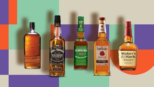 The 10 Best Bottles Of Bourbon Between $10-$20
