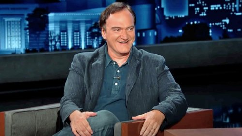 Quentin Tarantino Swears His Son, Leo, Wasn't Named After DiCaprio