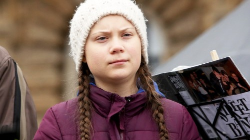 Greta Thunberg Mocks Ted Cruz For Ridiculous Tweet On Paris Agreement