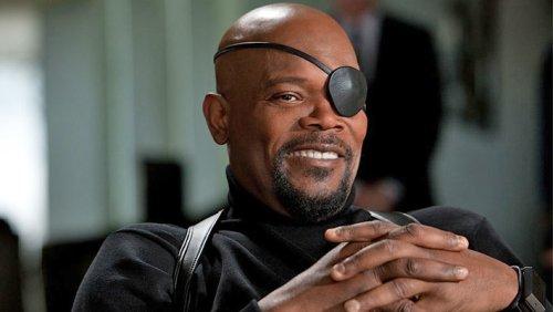 Sam Jackson Is 'Back With A Fury' On Set Of Marvel's 'Secret Invasion'