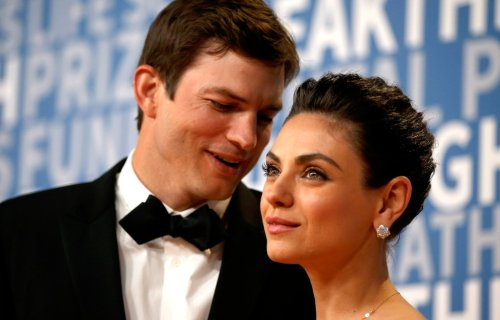 Mila Kunis Has Regrets About Not Letting Ashton Kutcher Go To Space