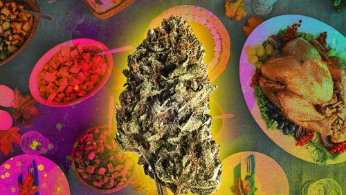 The 8 Best Munchie-Inducing Weed Strains For Your At-Home Thanksgiving