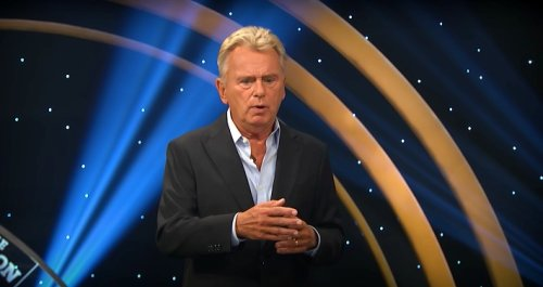 Pat Sajak Explained Why 'Wheel Of Fortune' Made A Big Change