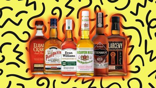 Blind Taste Test -- Ranking 6 Whiskeys From Heaven Hill Distillery