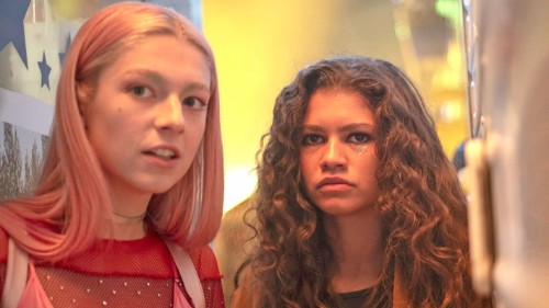 Weekend Preview: More 'Euphoria' And 'WandaVision,' A Move For 'Flack'