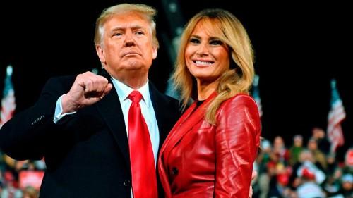 Melania Trump Broke Her Silence On The Failed MAGA Coup, And Oh Boy