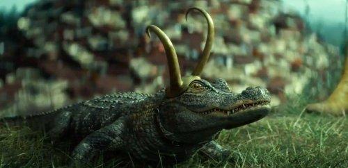 Alligator Loki's Costume Spotlighted In 'Marvel Studios: Assembled'