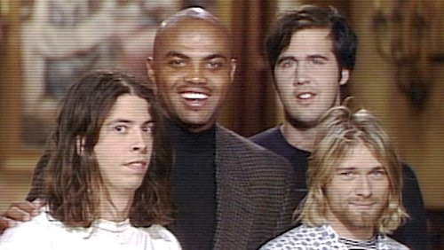 Dave Grohl Discusses A Funny Story About Charles Barkley And Nirvana