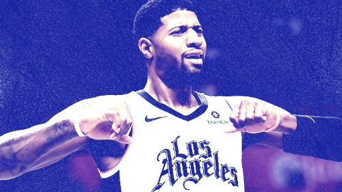 Paul George Can't Rewrite His Story Yet, But He's Off To A Great Start