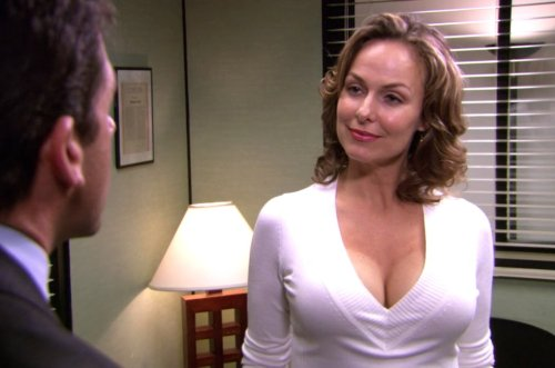 The Father Of Jan's Baby On 'The Office' Has Finally Been Revealed