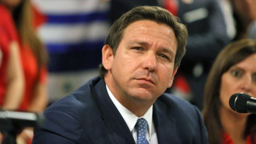 Ron DeSantis Vows To Stop Biden From Protecting People From COVID