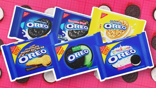 We Taste Tested 12 Oreo Flavors And Crowned A Champion