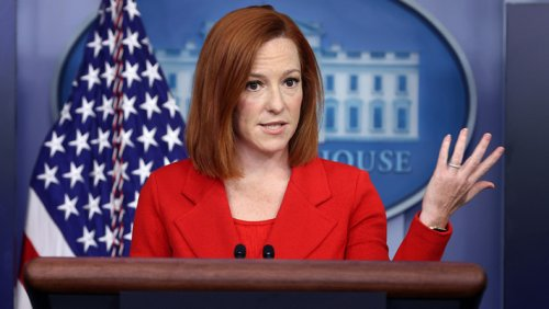 Jen Psaki Nukes John Cornyn's Claim That Biden Doesn't Tweet Enough