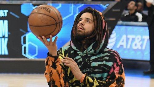 J. Cole's Rwandan Basketball Team Shared A Clip Of Him On The Court