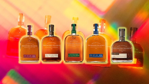 Ranking The 5 Core Bottles Of Woodford Reserve Whiskey