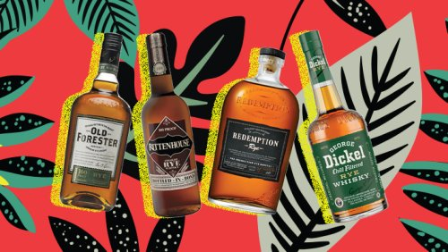 10 Peppery Rye Whiskeys To Make Your Spring Cocktails Stand Out