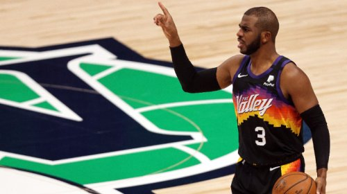 Chris Paul Out Indefinitely Due To NBA's Health And Safety Protocols