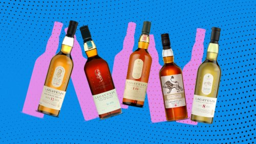 Ranking The Core Line Of Lagavulin Single Malt Scotch Whiskies