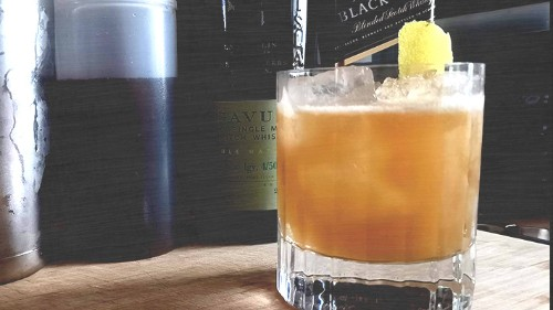 The Penicillin Is Our Official Mid-Winter Cocktail - Here's Our Recipe