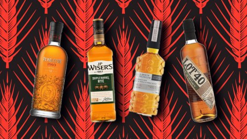 8 Canadian-Made Rye Whiskies -- Blind Tasted And Power Ranked