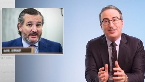 John Oliver's Takedown Of Ted 'Cancun' Cruz: As Brutal As You'd Expect