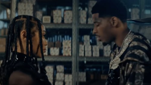 Coi Leray And Pooh Shiesty's 'Big Purr (Prrd)' Video Is An Epic Battle
