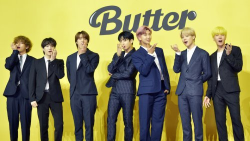 BTS' 'Butter' Is Now The Longest-Running No. 1 Single Of The Year