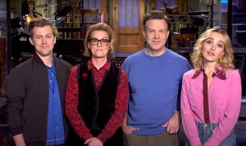 Jason Sudeikis Turns Down 'Awful' 'Ted Lasso' Sketch In 'SNL' Promo