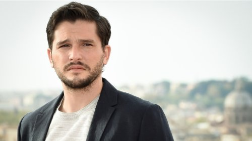 Kit Harington On 'Eternals' And That 'Game Of Thrones' Coffee Cup
