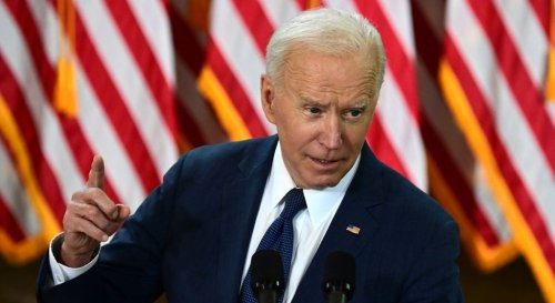 Biden Apologizes After Saying A Reporter Is 'In The Wrong Business'