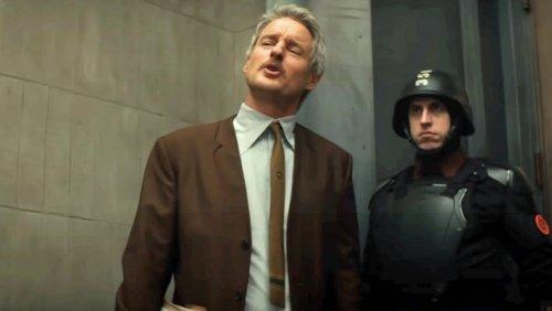Owen Wilson's Agent Mobius Leaves Loki Speechless In New Clip