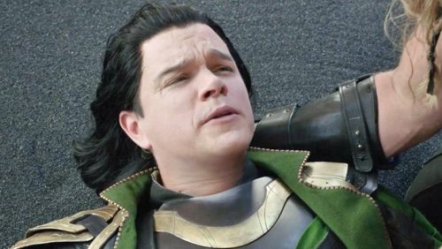 Matt Damon Confirms 'Thor: Love And Thunder' Cameo Will Be An Upgrade