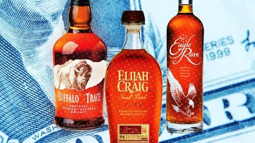 10 Bartenders Name The Best Value Bourbon Whiskeys, Dollar For Dollar