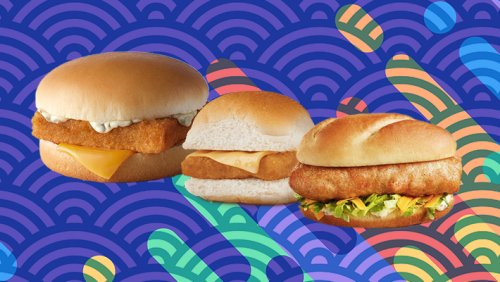 The 10 Best Fast Food Fish Sandwiches On The Market, Ranked