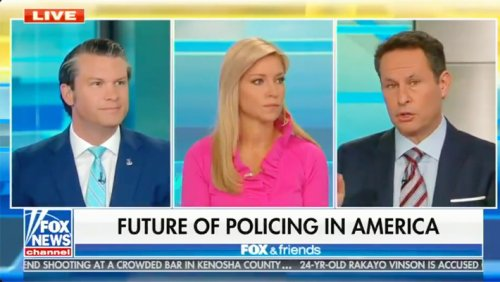 Brian Kilmeade: Police Protesters 'Should Be Barred' From Dialing 911