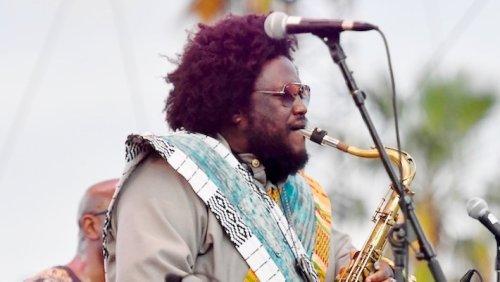 Kamasi Washington's New Song 'Sun Kissed Child,' Is A Hopeful Epic