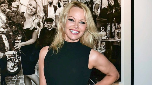 Pamela Anderson Quits Social Media To Pursue Life Reading In The Woods