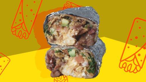 We Designed A Massive Breakfast Burrito To Wreck Your Next Hangover