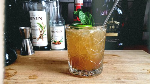 It's A Great Weekend For A Classic Mai Tai -- Here's Our Recipe