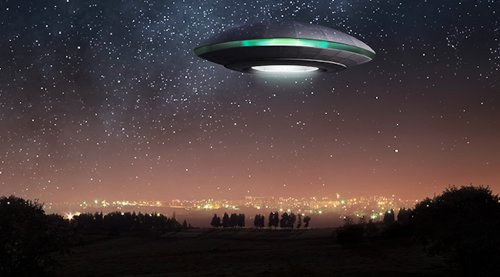 J.J. Abrams Making A Docuseries About UFOs For Showtime