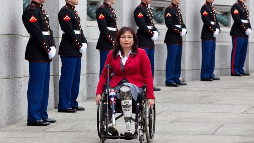 After Telling Tucker Carlson To F*ck Off, Sen. Duckworth Blasted Him