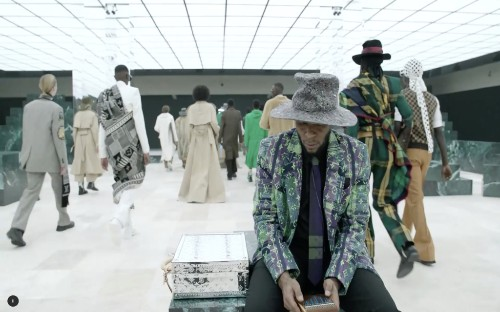 Virgil Abloh's New LV Collection Comes With An Explosive Short Film