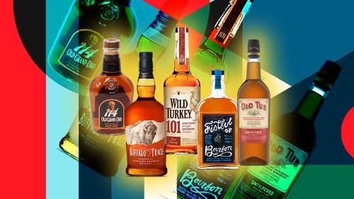 The 10 Best Bottles Of Bourbon Whiskey Between $20-$30