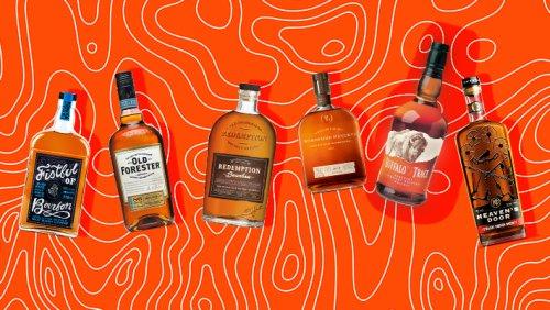The 10 Best Straight Bourbon Whiskeys Under $50